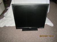 """19"""" DELL E198FPb Monitor"""