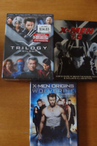 Blu-Rays & DVD's - some are new