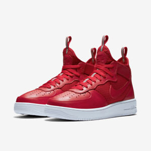 Nike Air Force One - ULTRAFORCE MID - RED