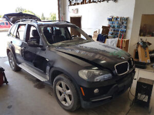 2007 BMW X5   Parts for sale