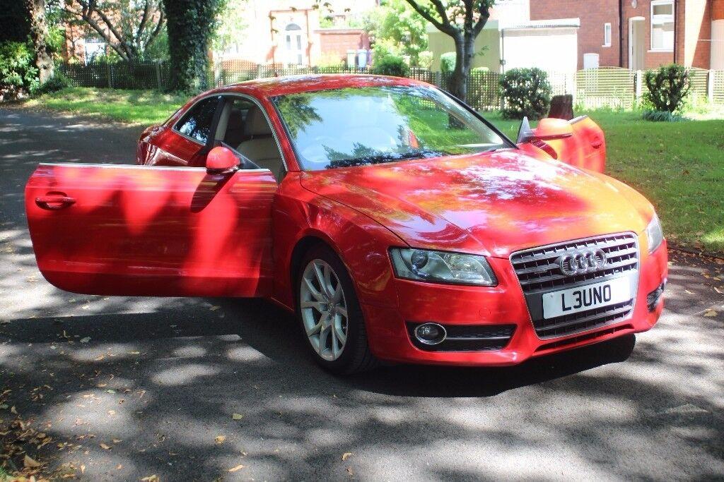 Audi A5 2.0 Quattro Sport