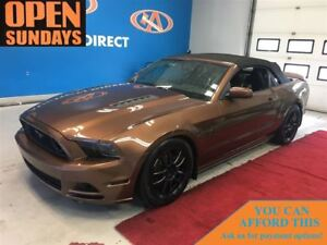 2013 Ford Mustang GT CONVERTIBLE! CUSTOM PAINT!