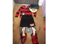 Dennis the menace dress up 5-6 years