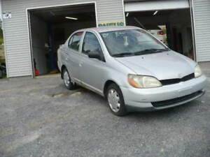 2002 Toyota Echo Berline automatique