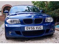 2007 BMW 120d M Sport - with 12 months warranty!
