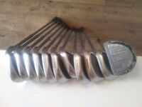 King Cobra Oversize Irons II 2 Irons Set 3 to Loft + Mallet Putter 11 clubs