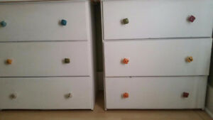 Double Drawer Set