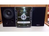 ISymphony Micro Music System CD Digital Audio incl IPOD USB Sync