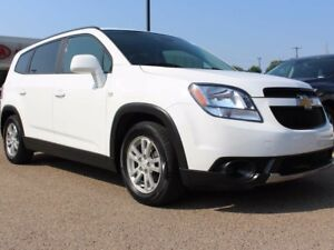 2012 Chevrolet Orlando LT, AUX/CD, A/C, CRUISE