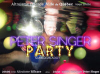 Peter Signer Party
