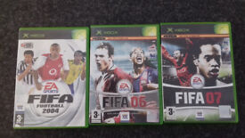 XBox games: FIFA Football. Pick your game. £2 per game
