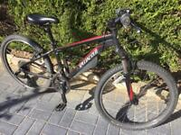 """Specialized kids Hotrock 24"""" bicycle"""