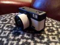 Lomography fish eye camera