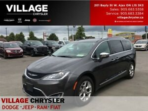 2017 Chrysler Pacifica Limited|Safety/Tech|TOW|NAV|360 Camera|Pa