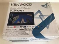 Kenwood DDX4028BT