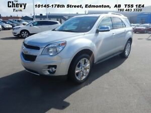 2013 Chevrolet Equinox LTZ   AWD-V6 Remote Start
