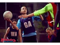 Social Netball Leagues in Shoreditch