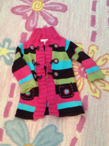 Lilly Wicket 24 Month Sweater