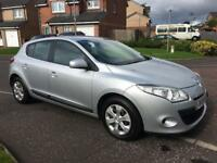 59 Reg Renault Megane Expression 1.5 DCI Diesel £30 Tax as Astra Focus Fiesta Corsa Golf Polo 308