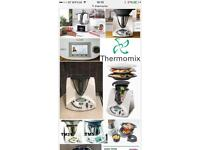 Thermomix full set with bag