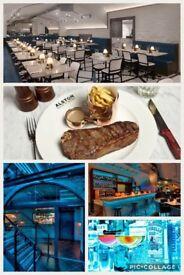 Bar & Restaurant Supervisors - New Opening, Alston Bar & Beef