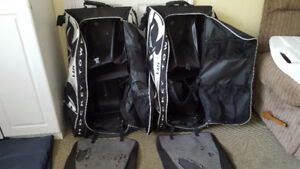 2 GRIT HT1 Tower Hockey Bags