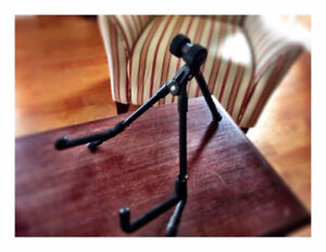 Guitar stand.