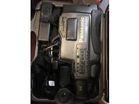 Panasonic vhs camcorder ms4