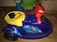 Mickey Mouse electric ride on