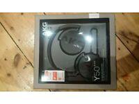 AKG Y50 Headphones (Used once)