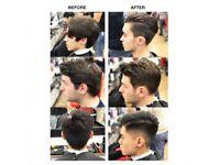 Free Men Hair Cuts - Vidal Sassoon Qualified Hairstylist- 7 years Hair Stylist Experience