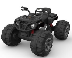 Child Ride On 24V ATV # 4 with Mp3 Input, Forward and Reverse