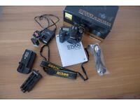 Nikon D7000 camera body only