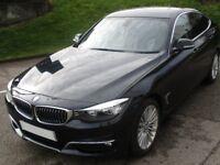 BMW 3 Series 320D LUXURY GRAN TURISMO (black) 2016-03-09