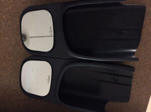 Dodge Ram Tow Mirrors, brand new condition