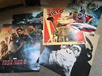 5X posters