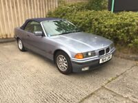 Swap bmw 320i auto convertible for a tractor