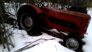 Make your ownTractor Pull Race Tractor, MH101jr $1200.