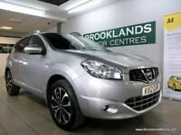 Nissan Qashqai 1.6 DCI N-TEC+ 4WD S/S [2X SERVICES, SAT NAV, PANORAMIC ROOF and