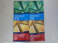 Edexcel A2 Maths textbooks (prices in description)