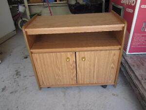 NICE LITTLE HUTCH OR BOOKCASE ONLY 20 DOLLARS!!!