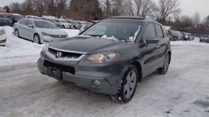 2009 Acura RDX Turbo AWD Technology Package