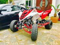 57 Reg ROAD LEGAL Yamaha Raptor 700r Special Edition Quad Bike ATV (not off-road buggy) 700