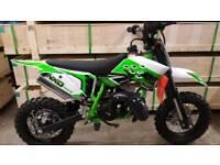 IMR racing... 50cc motocross bikes... automatic