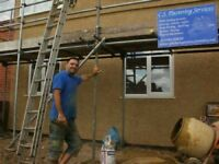 C.S PROPERTY MAINTAINANCE Pebbledashing/Plastering/Guttering/Damproofing