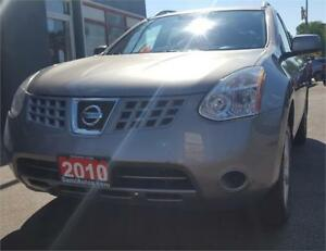 2010 Nissan Rogue SL AWD HEATED SEATS 2 YEARS WAR