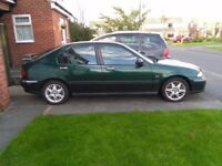 Rover Spirit 45 Racing Green car