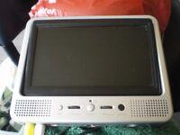 """7"""" LCD Monitor"""