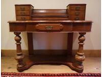 ANTIQUE VICTORIAN DRESSING TABLE - VERY GOOD CONDITION