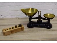 Vintage Scales (DELIVERY AVAILABLE)